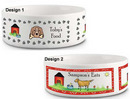 Personalized Ceramic Pet Items